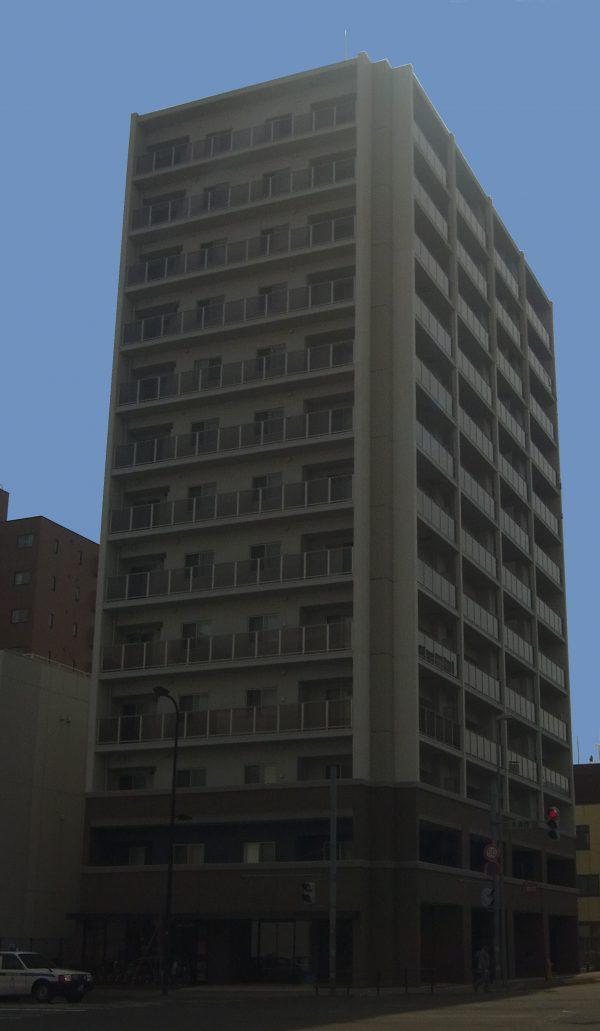 大通西○丁目MS新築工事