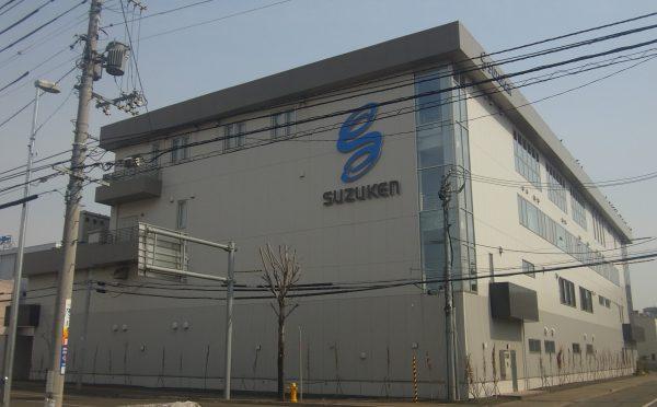 S社札幌支店新築工事