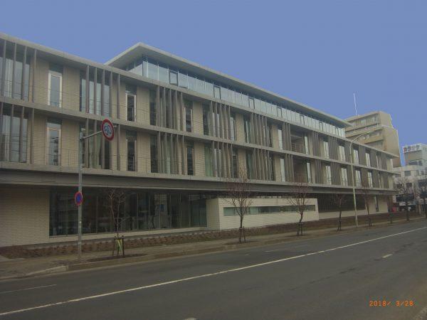 幌東病院改築工事