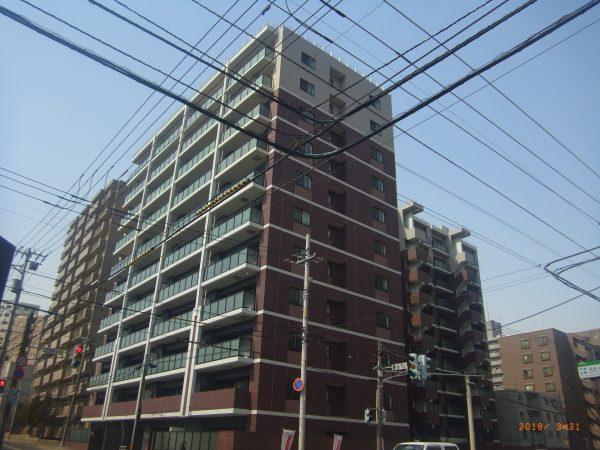 西区琴似○条○丁目MS新築工事