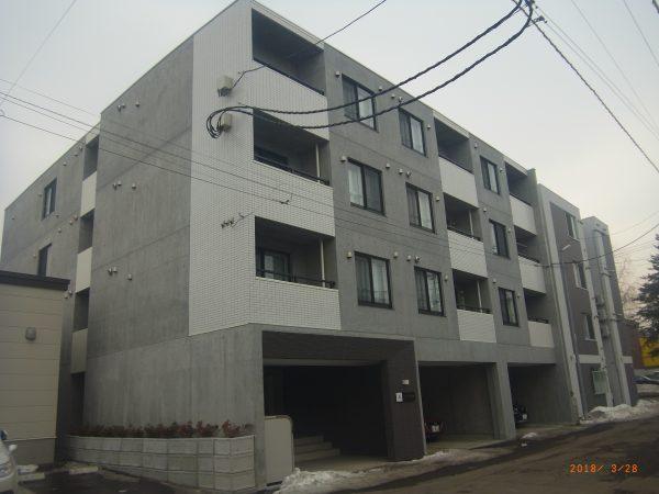 札幌平岸○○MS新築工事