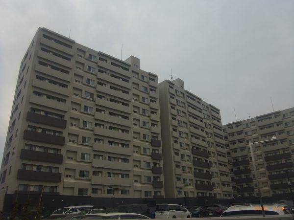 クリーンリバーフィネス福住ガーデンシティ新築工事