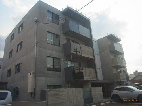 発寒○-○集合住宅新築工事