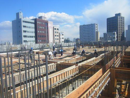 【施工中】中央小学校改築工事